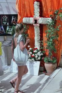 CRUCES DE MAYO. Fiestas tradicionales del  Barrio de Santa Cruz. @ Barrio de Santa Cruz | Alicante | Comunidad Valenciana | España