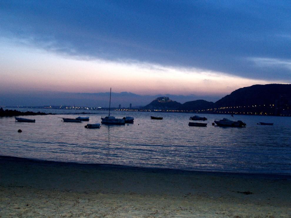 Playa de la Almadraba