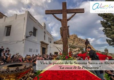 Vive la Semana Santa 2016 en Alicante