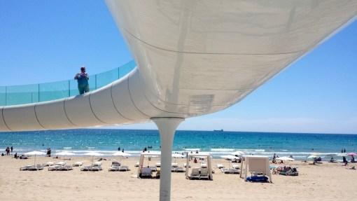 Las cuatro playas con bandera azul de Alicante
