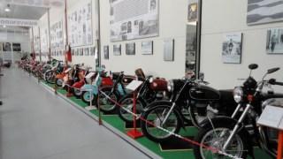 Museu Balboa de motos antigues