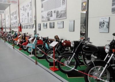 Museo Balboa de Motos Antiguas de Alicante