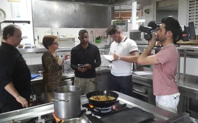 Alicante, escenario del programa Battlechefs, que se emitirá el 2016 en la televisión británica