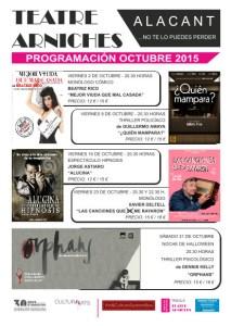 ¿Quien mampara? en el Teatro Arniches @ Teatro Arniches | Alicante | Comunidad Valenciana | España