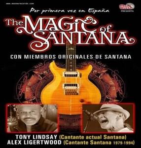 THE MAGIC OF SANTANA @ Teatro principal | Alicante | Comunidad Valenciana | España