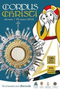 Festividad del Corpus Christi @ S. I. CONCATEDRAL PARROQUIA SAN NICOLÁS | Alicante | España