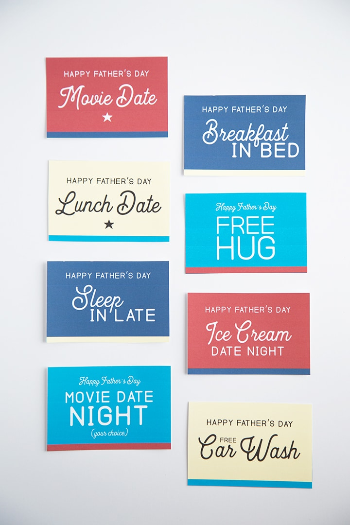 Alice and LoisFree Printable Father\u0027s Day Coupons - Alice and Lois