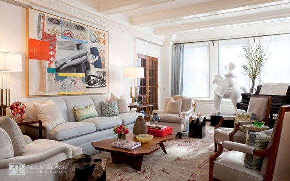 Manhattan Interior Designer Alice Black
