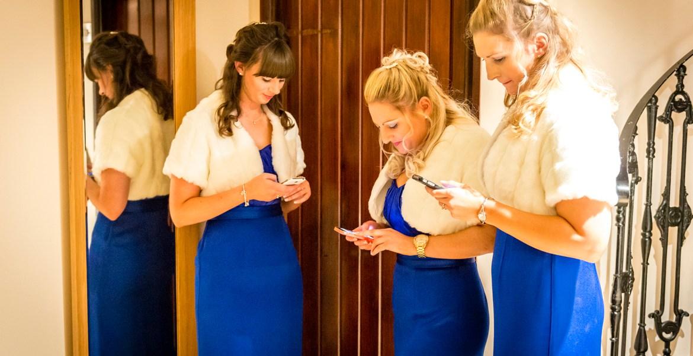 Gloucestershire wedding photographer social updates