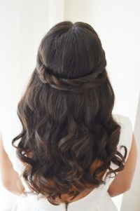 6 Wedding Hair Ideas - Alicia Fashionista