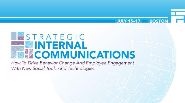 Strategic Internal Communications - communication strategy