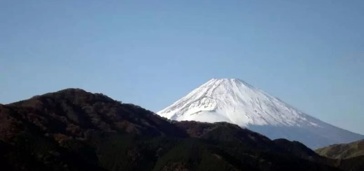 Gunung Fuji Danau Ashi