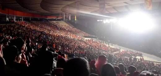 Konser Shah Rukh Khan SICC