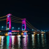 Jembatan Ampera Palembang Featured Alid Abdul