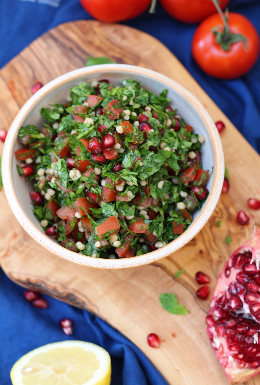 Tabbouleh – my favourite salad