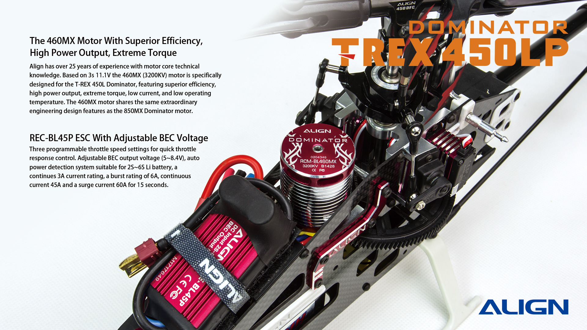 New Released T Rex 450lp Artf Align Blade 450 3d Rc Helicopter Parts Diagram Free Engine Image For 12