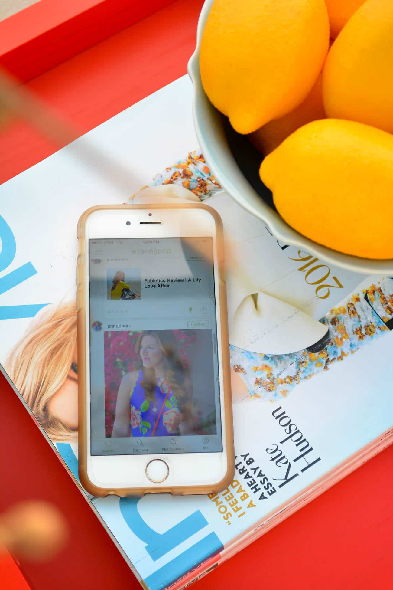 Springpop App, Springpop iTunes App, Chicago Fashion Blogger, Fashion App