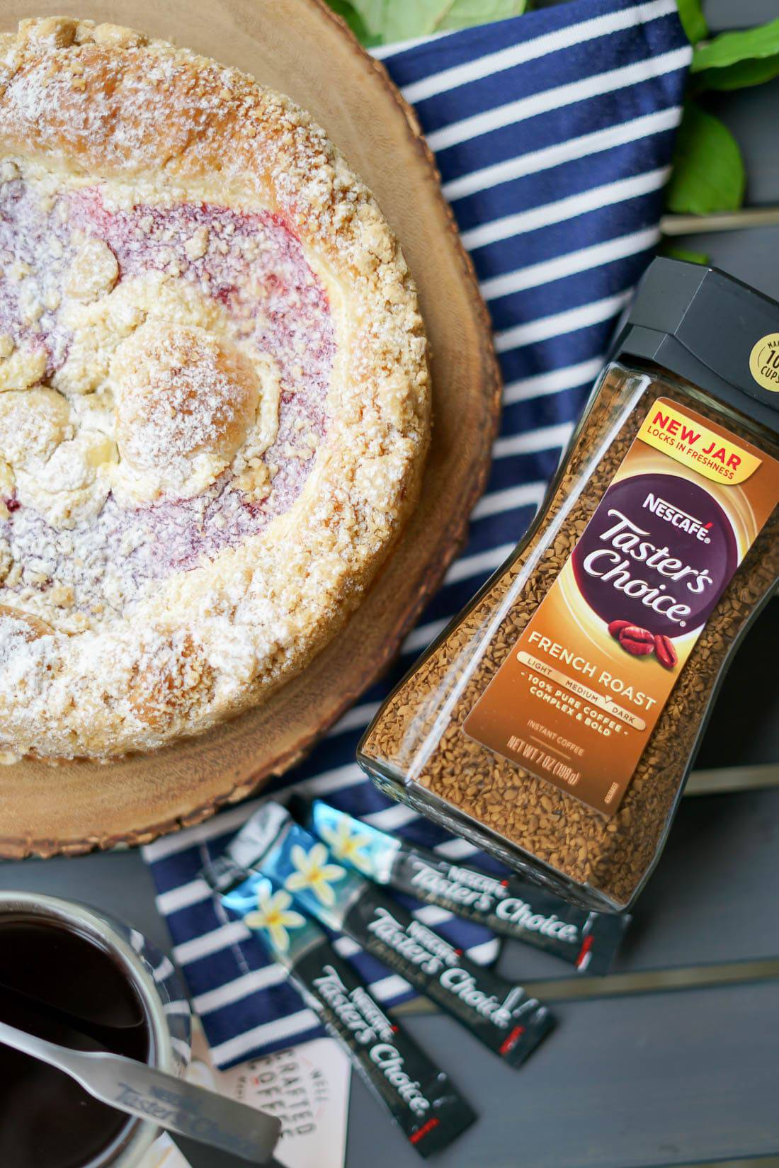 Nescafe, Instant Coffee, French Roast Coffee, Coffee Cake, Chicago Blogger