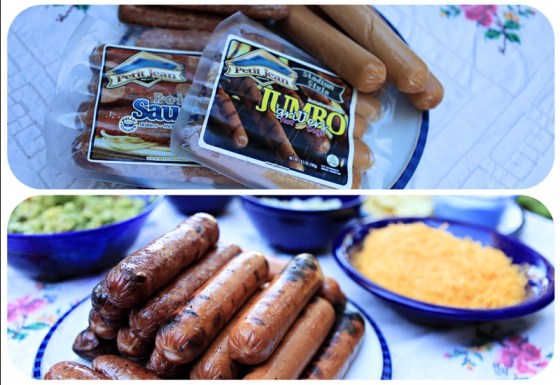 yummy hot dogs, creative hot dogs, cookout food