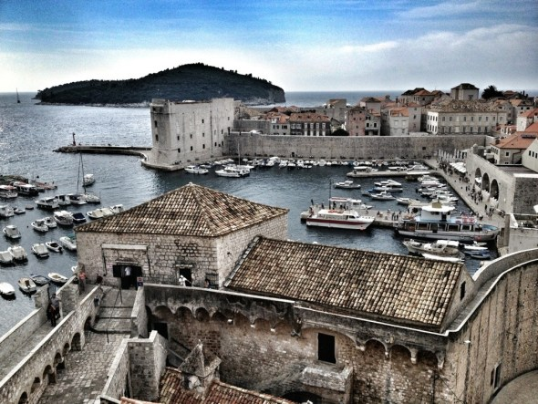 Mediterranean Cruise, Old City , Dubrovnik, Croatia, Mediterranean Ports, European Cruise, walking the old city walls in Dubrovnik