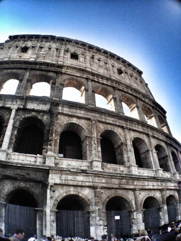 Colosseum, Rome, Italy, European Travel, Mediterranean cruise ports