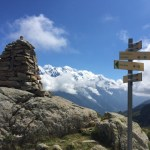 A Walk to Lac Blanc, Chamonix, France
