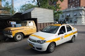 montevideo taxi