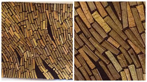 Mosaic quilt blog
