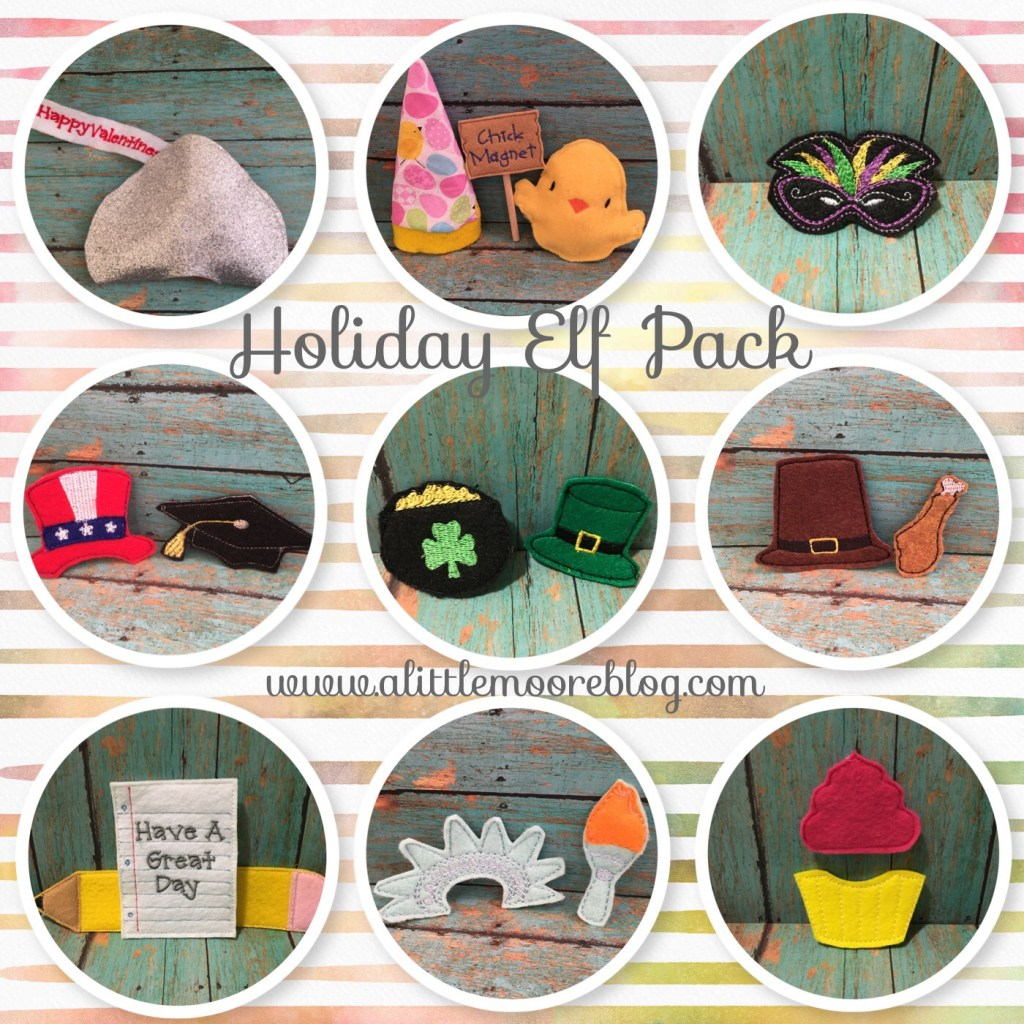 Holiday Elf Pack