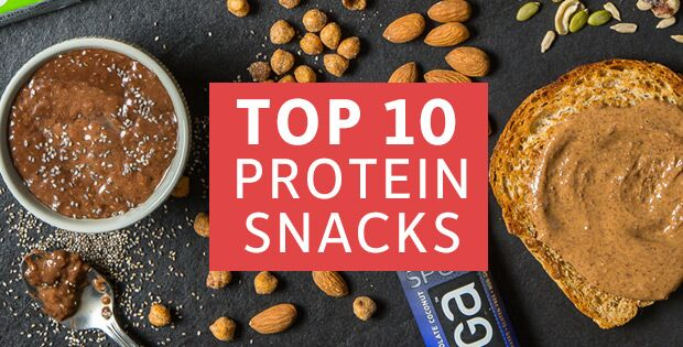 Top 10 Protein Snacks
