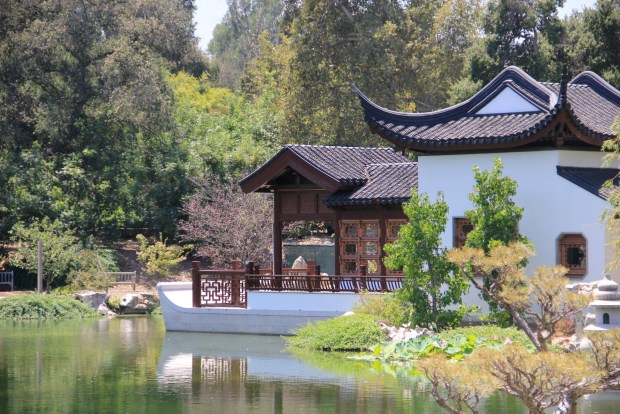 Chinese Garden in Huntington Library
