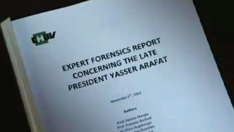 Swiss forensic report on Arafat\u0027s death News Al Jazeera - forensic report