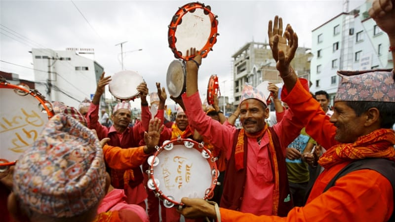Fall Festival Wallpaper Nepal Rejects Reverting Back To A Hindu State News Al