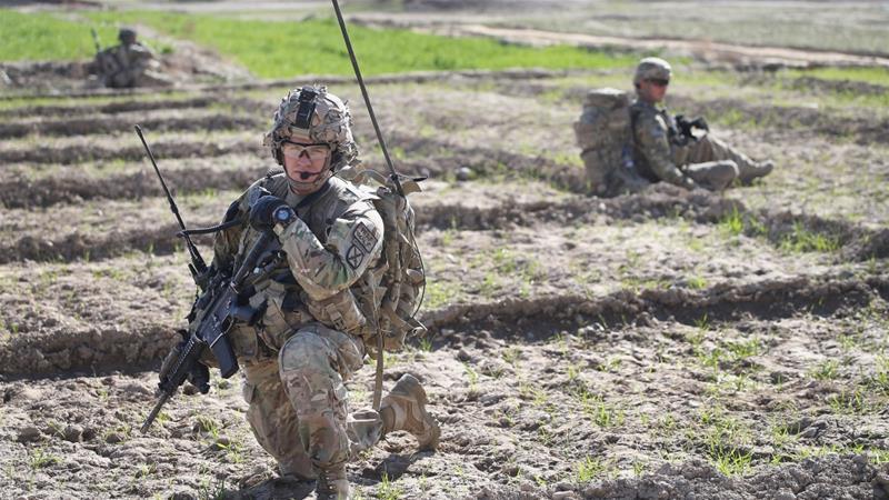 Timeline US intervention in Afghanistan 2001 to 2017 News Al
