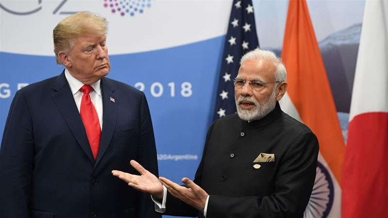 India says it is the biggest South Asian donor to Afghanistan, spending around $2bn on various development projects [AP]