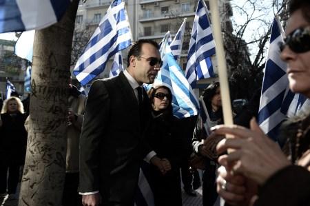 Golden Dawn Arrests Greece