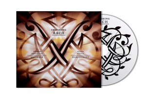 Inspiring Bach front graphic design by Auke Triesschijn
