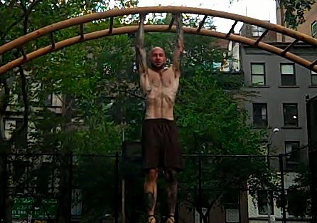 All Kinds of Pull-ups Al Kavadlo