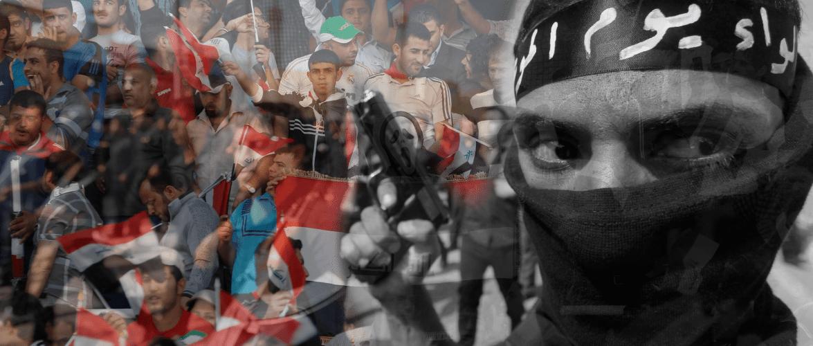 مليشيات تتحكم بلعبة كرة القدم في العراق