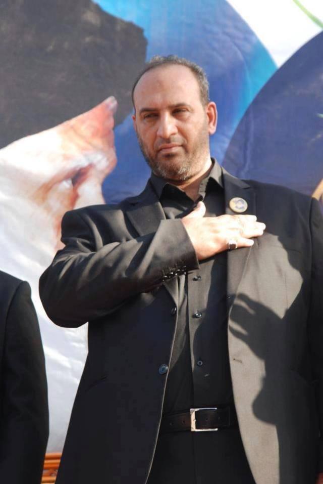 سعد سوار عضو ميليشيا سرايا السلام سابقاً