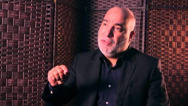 الدكتور حسين الزبيدي (عضو مجلس ادارة الائتلاف الحقوقي الدولي لأجل العراق)