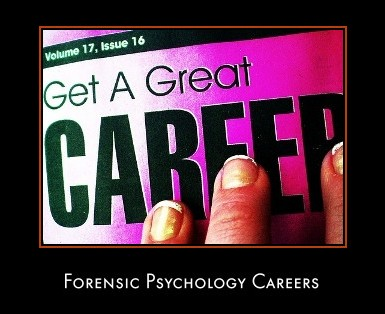 Forensic Psychology Career Switch