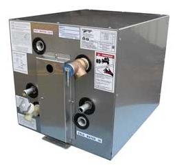 Marine Electric Water Heater 6 Gallon Heat Exchanger 120v