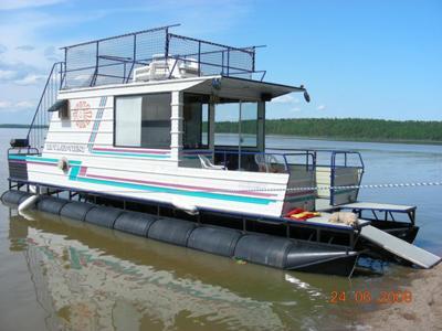 Homemade houseboats galleryhip com the hippest galleries