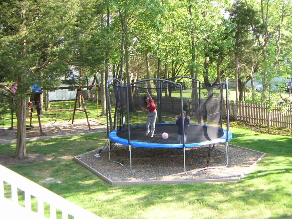 Backyard Trampolines Related Keywords