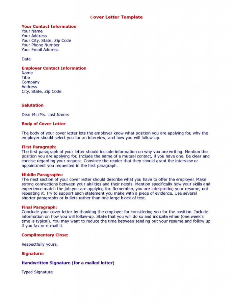 how to make a cover latter how to make a cover letter unique resume ...