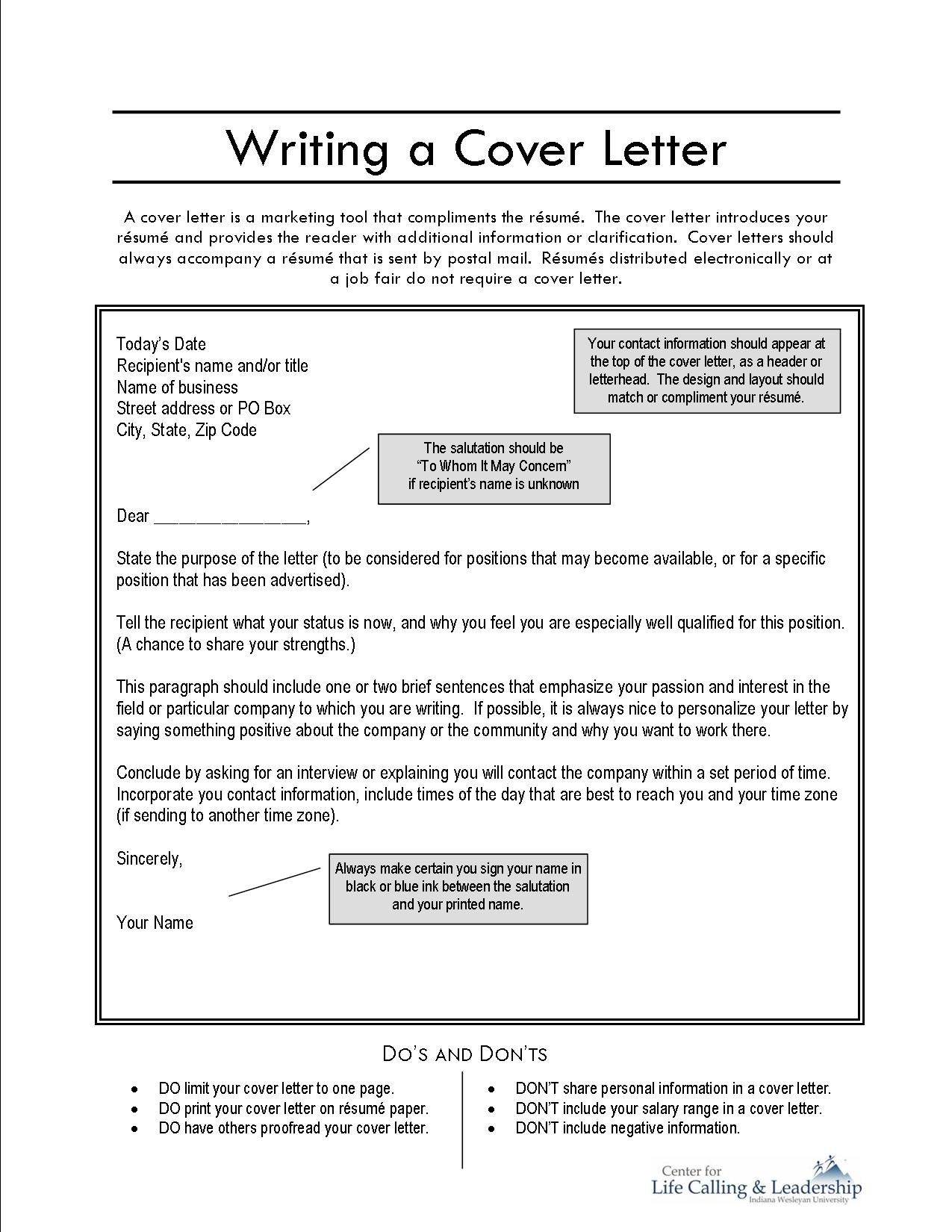 how to email your resume and cover letter