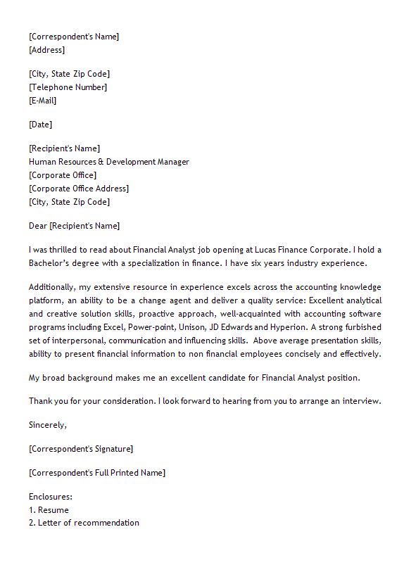 Application letter template – College Application Letter