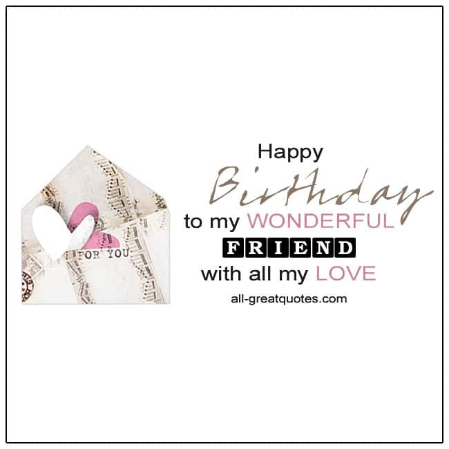 Happy Birthday Wishes For Friends Friend Birthday Messages Poems