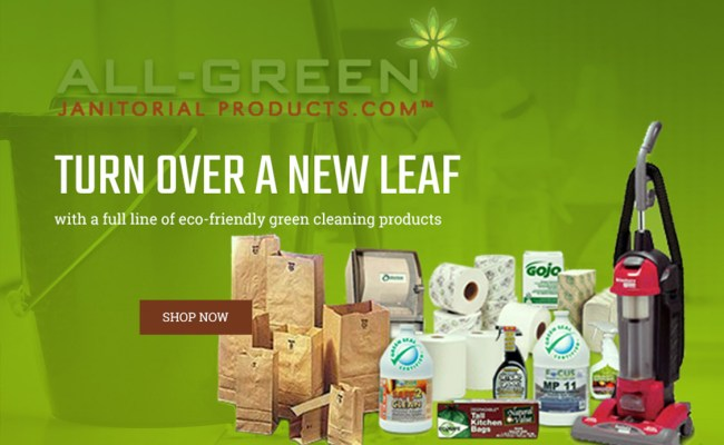 Green Cleaning Supplies Industrial Cleaning Eco